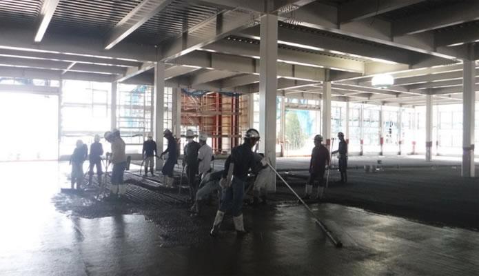 鈴鹿インター株式会社様 物流作業所新築工事