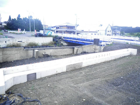 平成30年度一級河川椋川河川改修工事