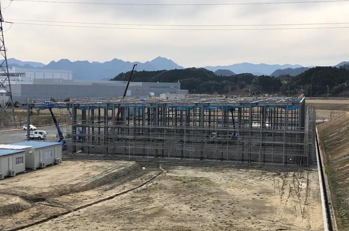 山川運輸株式会社様 テクノヒルズ事業所建設工事