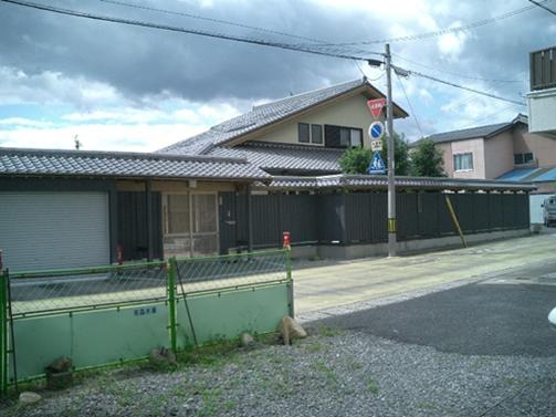 三重県亀山市西町:宅地