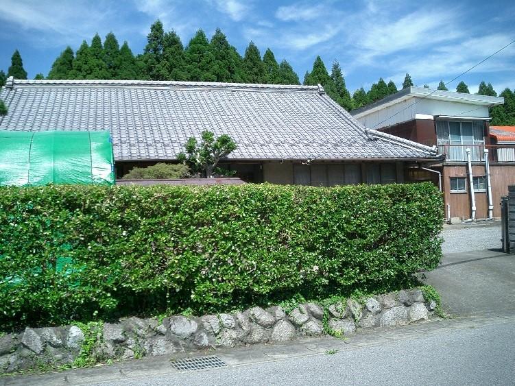 三重県亀山市加太中在家:宅地