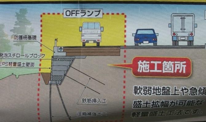 令和2年度 名阪国道亀山地区交通安全対策工事